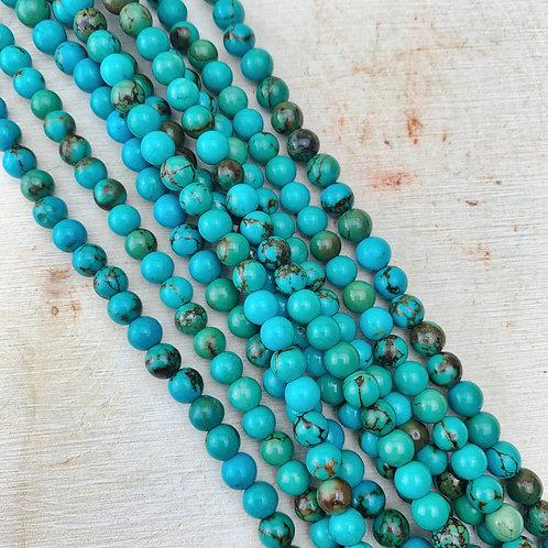 Hubei Turquoise 6 mm