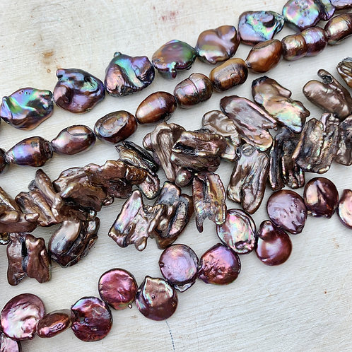Lot 26 - 4x Strands Freshwater Pearls