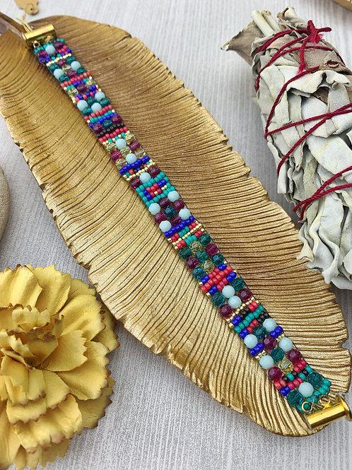 4/11/20 Class (moderate) - Loom Bracelet 11:00-1