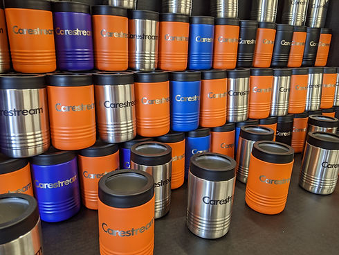 carestream coozies