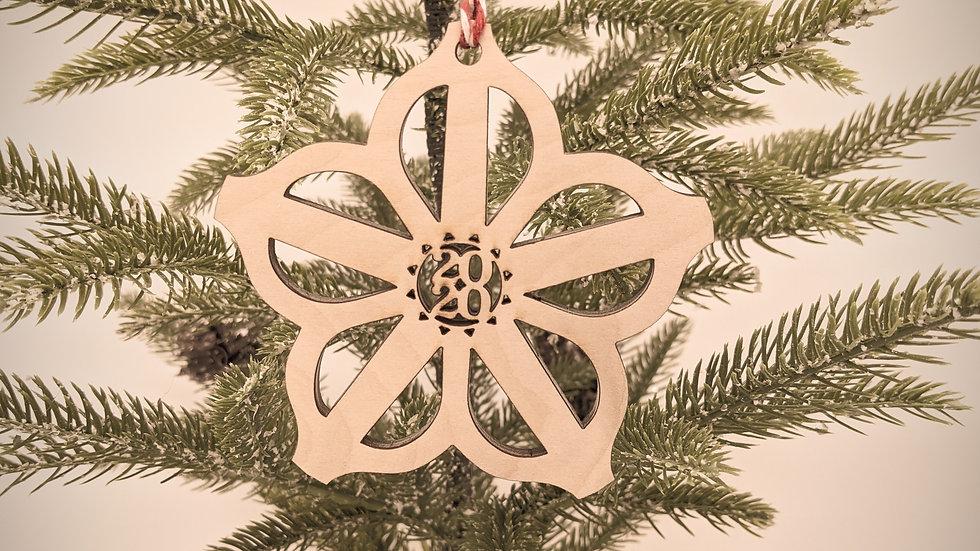 Flour City 2020 Christmas Ornament