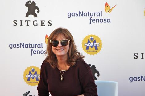 Susan Sarandon recibe el Gran Premio Honorífico en Sitges Film Festival