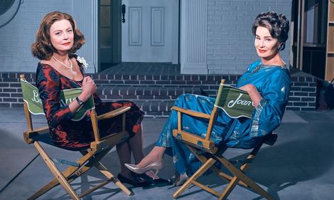 Feud: oro y polvo. La complicada vida de las actrices en el cine.