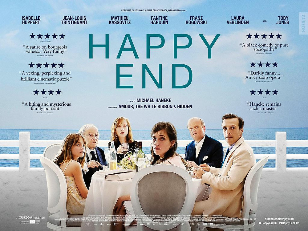 happy end ochoframe