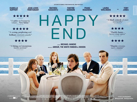 Crítica Happy End, de Michael Haneke
