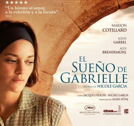 El sueño de Gabrielle ganadora de la primera edición en BCN Film festival