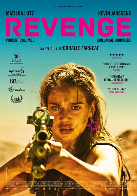 Crítica y sinopsis de Revenge, de Coralie Fargeat