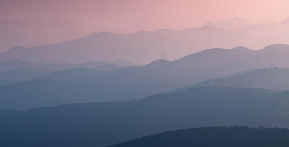Chaine de Montagnes