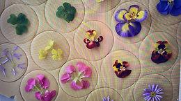 סדנת עוגיות פרחים אכילים