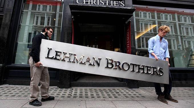 Case study on the Lehman Brothers and RadioShack