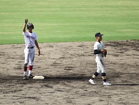 準々決勝 松山商3-4小松