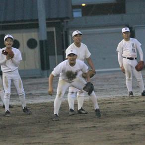 夏の愛媛県大会が決まり、練習にも熱が入ってきました。