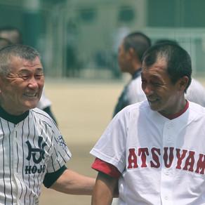 澤田勝彦監督率いる北条高校と練習試合を行いました。