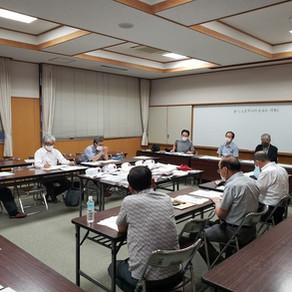 第7回松商野球部後援会理事会を開催しました。