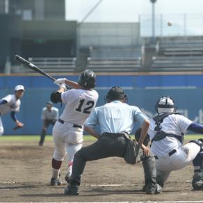 3回戦 松山商4-3新田 激戦を制しベスト8進出を決めました。
