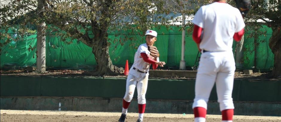 【練習試合】10/25 松山商VS玉野光南