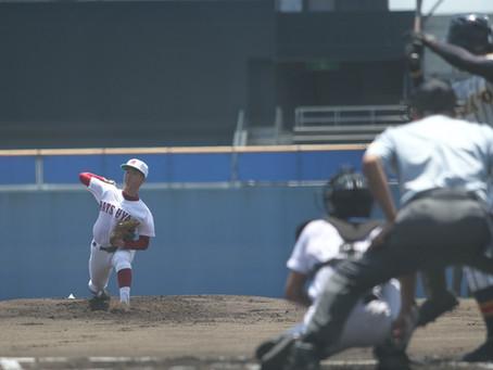 愛媛県夏季野球大会 ベスト8に進出しました。