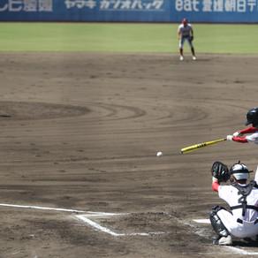 第103回全国高校野球選手権大会 愛媛県大会準決勝 松山商2-3x聖カタリナ