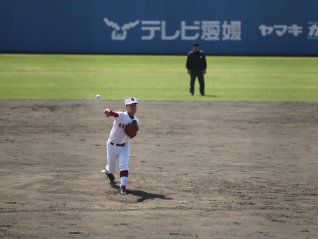 愛媛県春季高校野球中予地区大会