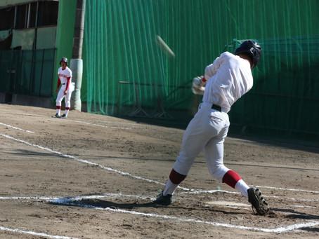 【練習試合】10/25 松山商vs玉野光南(岡山)