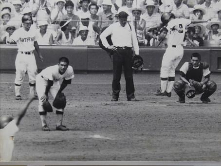 第68回全国高校野球選手権大会(昭和61年)準々決勝戦vs沖縄水産戦