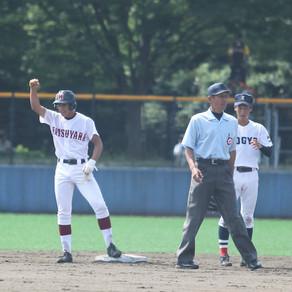 愛媛県夏季高校野球大会 2回戦 勝利しました。松山商4-1松山工業