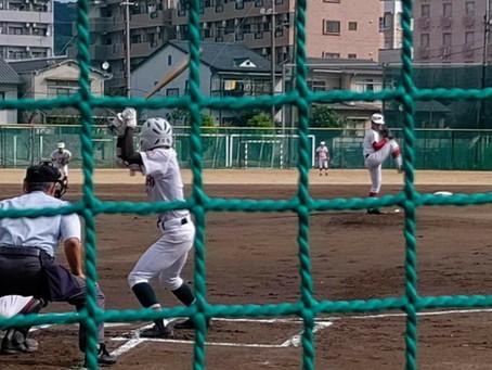 【練習試合結果】松山商-新居浜商