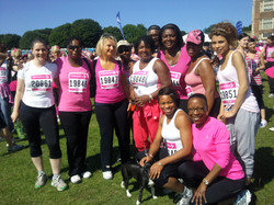 Beyond Cancer Race for Life Team