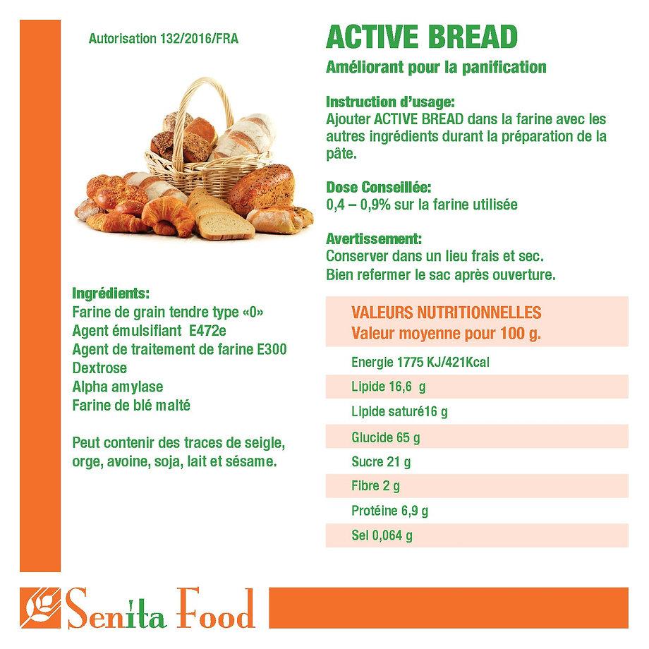 farines et améliorants pour la boulangerie et la pâtisserie
