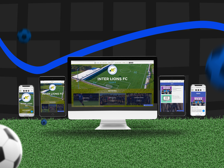 Inter Lions New Website