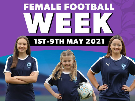 Female Festival of Football and Mothers Day