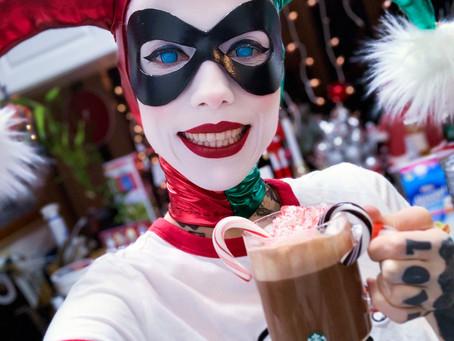Harley Quinn's Vegan Hot Cocoa