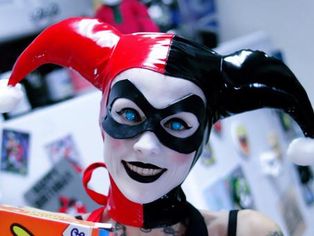 Classic Harley Mask Tutorial