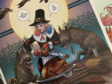 Comic of the Week (Thanksgiving Edition)