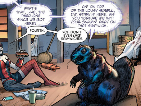 Bernie The Beaver (NO SEW cosplay prop)