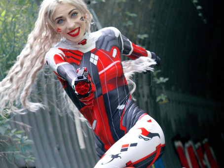 Harley Quinn in Video Games (Podcast)