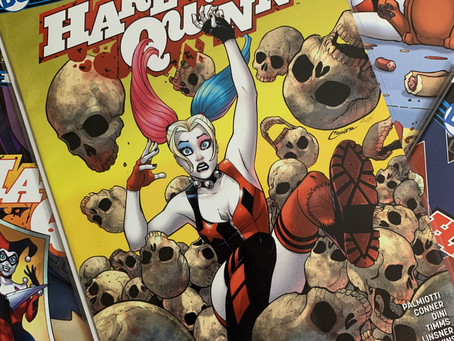 Comic of The Week (Spooky Covers Edition)