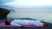 La relaxation yoga et les endorphines