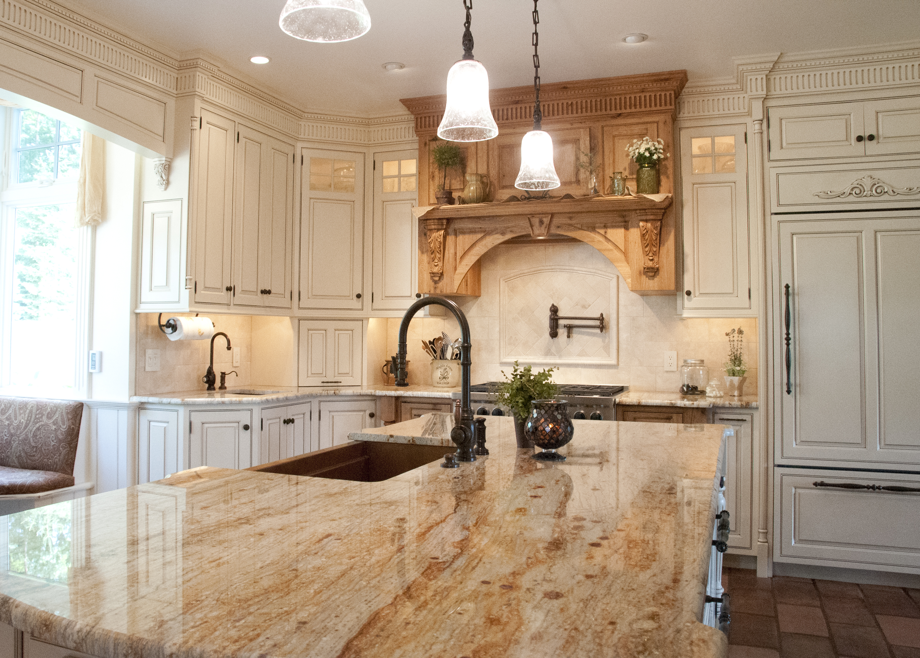 Custom Kitchen Richfield, PA