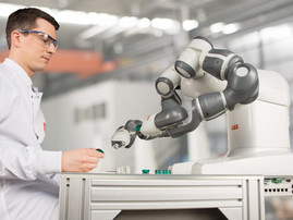 Cobot - Manufacturing's New Robot Worker