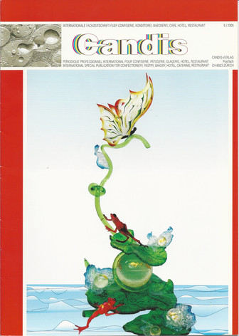 Candis International Publication for Confectionery