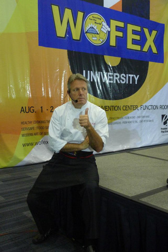 WOFEX - World Food Expo, Manila 2012