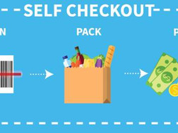 Skip the checkout line with Scan and Go Technologies
