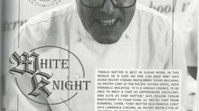 """The White Knight"" Cuisine & Wine, Asia"