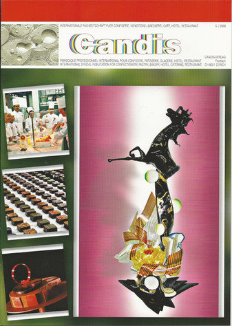 Candis International Publication for Confectionary