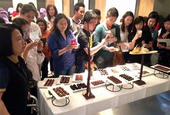 Chocolate Demos Enduran (Alain Ducasse Institiute) Manila