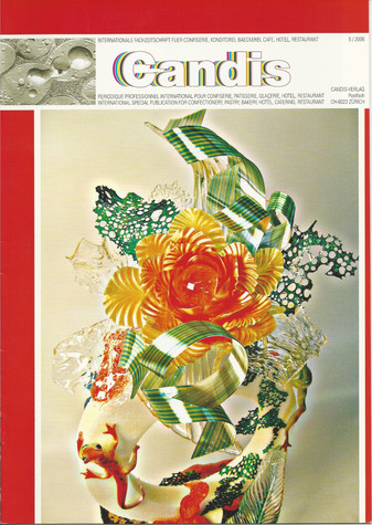 Candis International Special Publication for Confectionery