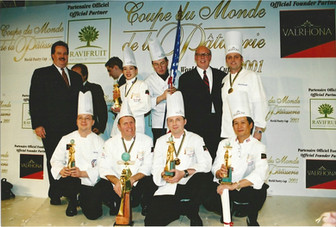 Coupe de Monde - World Champions! 2001