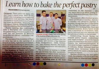 Coverage in The Times of India