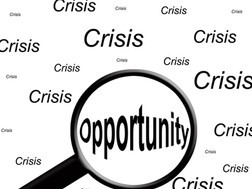 Finding Opportunity in a Crisis